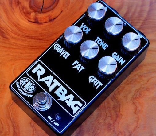 distortion guitar effects pedals